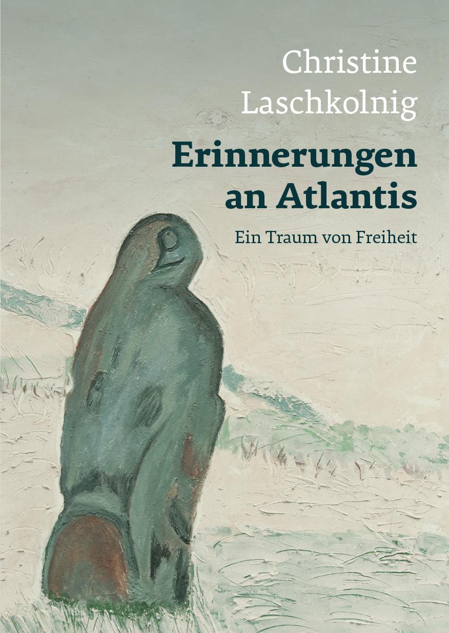 Cover zum Laschkolnig-Buch Erinnerungen an Atlantis